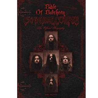 CANNIBAL CORPSE Bible Of Butchery, 本