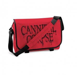 CANNIBAL CORPSE Logo, メッセンジャーバッグ