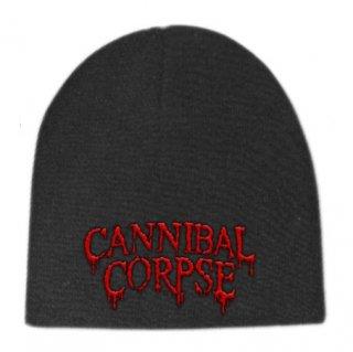 CANNIBAL CORPSE Logo, ニットキャップ