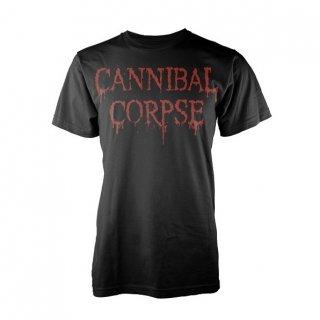 CANNIBAL CORPSE Dripping Logo, Tシャツ