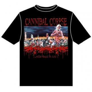 CANNIBAL CORPSE Eaten Back To Life, Tシャツ