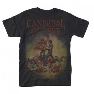 CANNIBAL CORPSE Chainsaw, Tシャツ