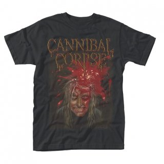 CANNIBAL CORPSE Impact Spatter, Tシャツ