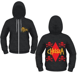 CHELSEA Stand Out, Zip-Upパーカー