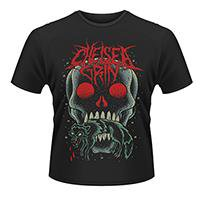 CHELSEA GRIN Skull bite, Tシャツ