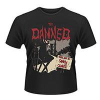 THE DAMNED Ain't no sanity clause, Tシャツ