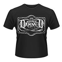 THE DAMNED Logo, Tシャツ