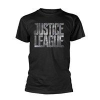 JUSTICE LEAGUE Classic Logo, Tシャツ