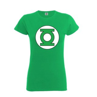 DC ORIGINALS Green Lantern Emblem, レディースTシャツ