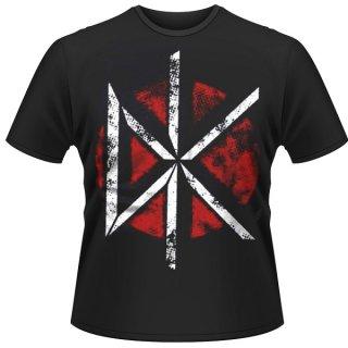 DEAD KENNEDYS Distressed Dk Logo, Tシャツ