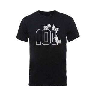 DISNEY 101 Dalmations 101 Doggies, Tシャツ