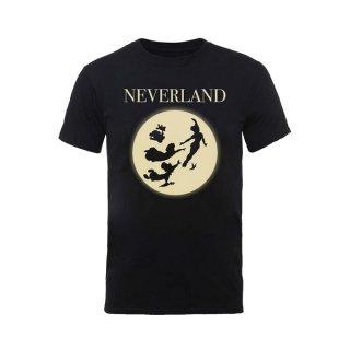 DISNEY Peter Pan Moon Silhouettes, Tシャツ