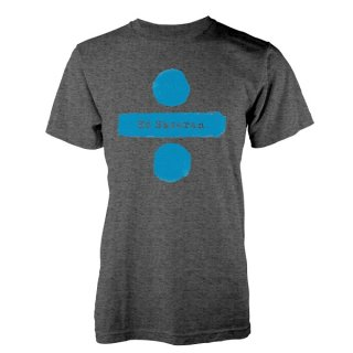 ED SHEERAN Divide Logo, Tシャツ