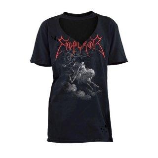 EMPEROR Rider V-cut, レディースTシャツ