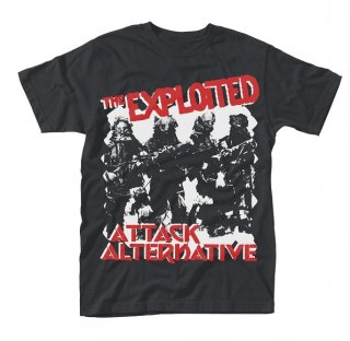 EXPLOITED Attack, Tシャツ
