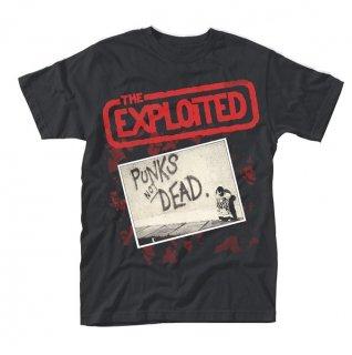 EXPLOITED Punks Not Dead, Tシャツ