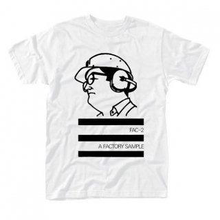 FACTORY 251 A Factory Sample White, Tシャツ