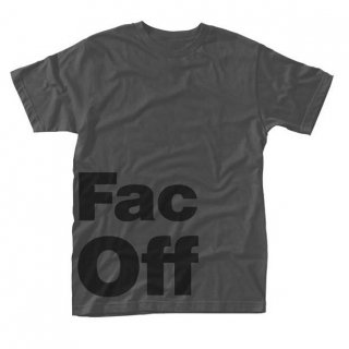 FACTORY 251 Fac Off Grey, Tシャツ