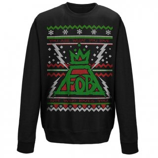 FALL OUT BOY Christmas Lightning, スウェットシャツ