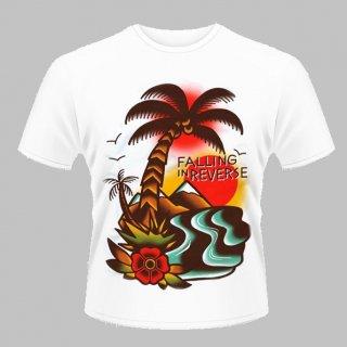 FALLING IN REVERSE Island, Tシャツ
