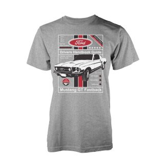 FORD Drivers Handbook Guide, Tシャツ