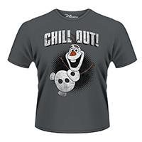 FROZEN Olaf Chill Out, Tシャツ