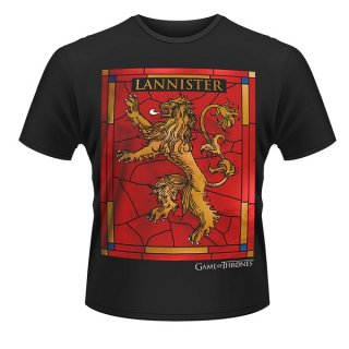 GAME OF THRONES House Lannister, Tシャツ