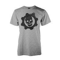 GEARS OF WAR Crimson Omen Grey, Tシャツ