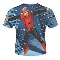 CAPTAIN SCARLET Spikes (dye sub), Tシャツ