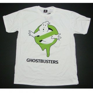 GHOSTBUSTERS Logo Slime, Tシャツ