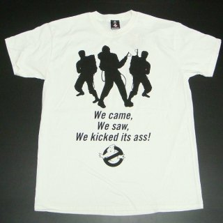 GHOSTBUSTERS We Came We Saw, Tシャツ