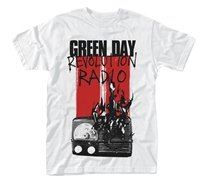 GREEN DAY Radio Combustion, Tシャツ