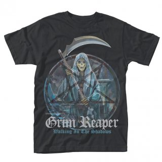 GRIM REAPER Walking In The Shadows, Tシャツ