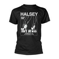 HALSEY Hot mess, Tシャツ