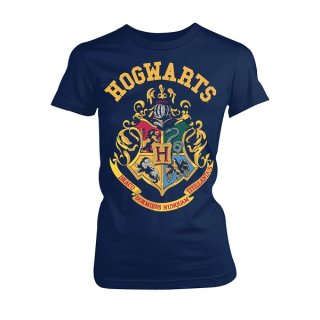 HARRY POTTER Crest, レディースTシャツ