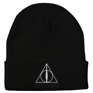 HARRY POTTER Deathly Hallows, ニットキャップ