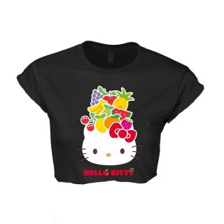 HELLO KITTY Fruit, レディースTシャツ