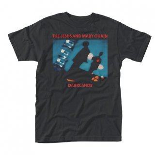 THE JESUS AND MARY CHAIN Darklands, Tシャツ