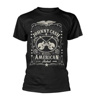 JOHNNY CASH American Rrebel 2, Tシャツ