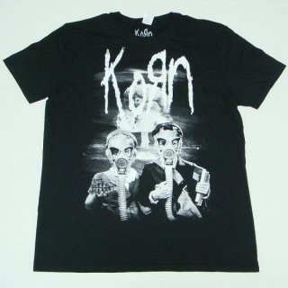 KORN Gas Mask Kids, Tシャツ