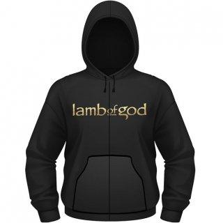 LAMB OF GOD Anime, Zip-Upパーカー