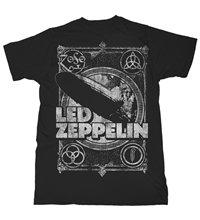 LED ZEPPELIN Shook me, Tシャツ
