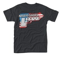 MARSHAL LAW Logo, Tシャツ
