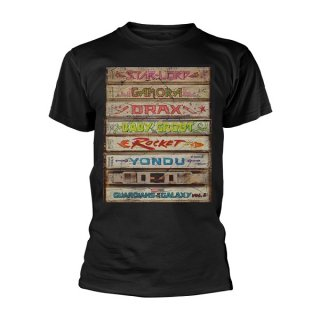 GUARDIANS OF THE GALAXY Cassette Stack, Tシャツ