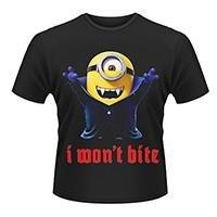 MINIONS I Won't Bite, Tシャツ