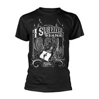 MY CHEMICAL ROMANCE I survived, Tシャツ