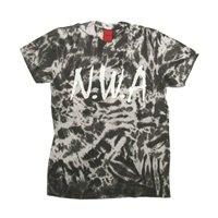 N.W.A. Logo Tie Dye, Tシャツ