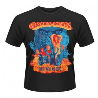 ORANGE GOBLIN Blood Metal And Beers, Tシャツ