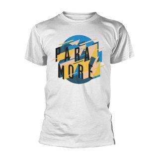 PARAMORE Sharp Geoscape, Tシャツ