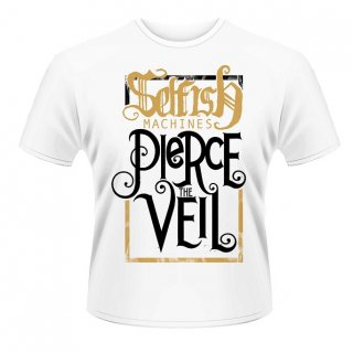 PIERCE THE VEIL Selfish Machines, Tシャツ